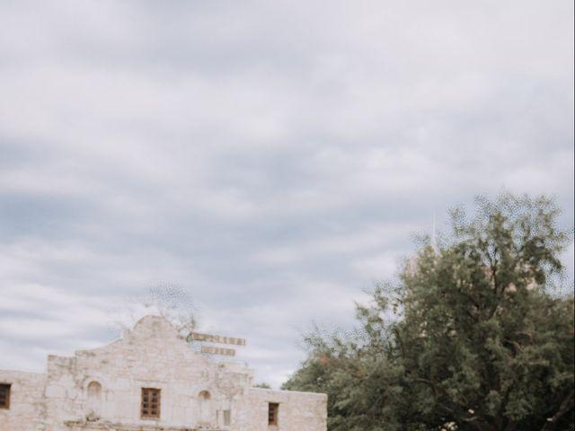 Natalie and Fabian's Wedding in San Antonio, Texas 34