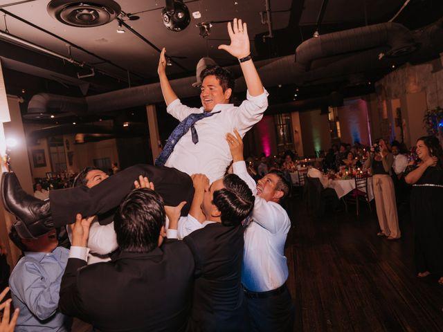 Natalie and Fabian's Wedding in San Antonio, Texas 36