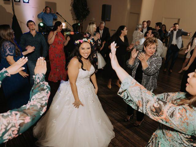 Natalie and Fabian's Wedding in San Antonio, Texas 41