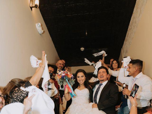 Natalie and Fabian's Wedding in San Antonio, Texas 42
