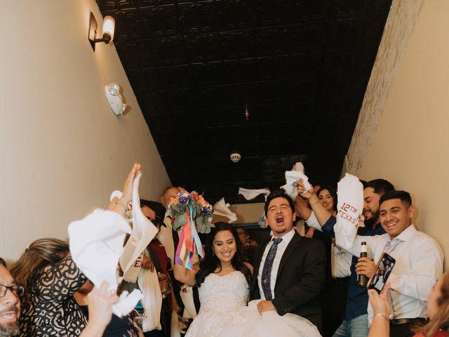Natalie and Fabian's Wedding in San Antonio, Texas 43