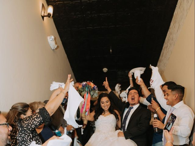 Natalie and Fabian's Wedding in San Antonio, Texas 44