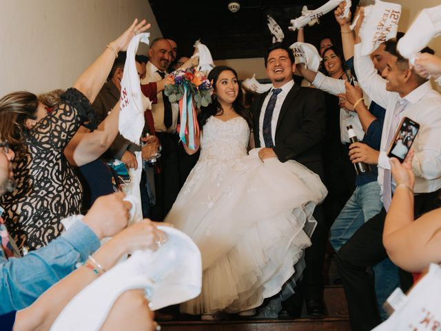 Natalie and Fabian's Wedding in San Antonio, Texas 45