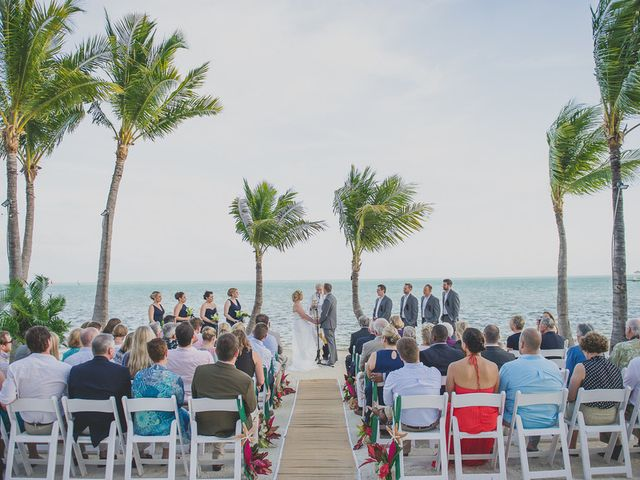 Nicole and Chris's Wedding in Islamorada, Florida 9