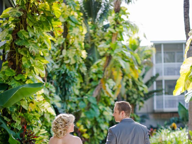 Nicole and Chris's Wedding in Islamorada, Florida 10