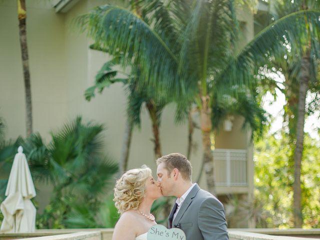 Nicole and Chris's Wedding in Islamorada, Florida 12