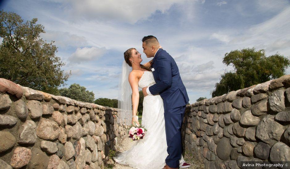 Skylar and Brian's Wedding in Mount Prospect, Illinois