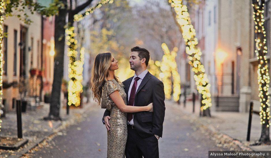 Greg and Marissa's Wedding in Philadelphia, Pennsylvania