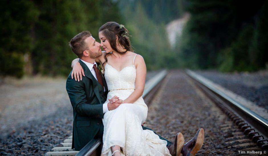 Kit and Jessica's Wedding in Blairsden-Graeagle, California