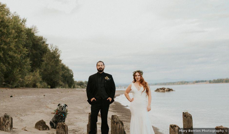 Vance and Meg's Wedding in Portland, Oregon