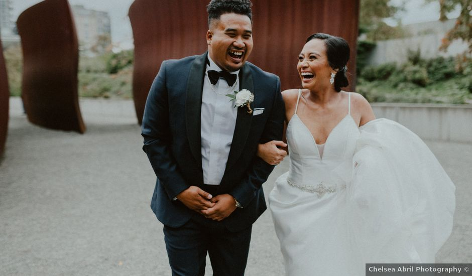 Daniel and Nerissa's Wedding in Seattle, Washington