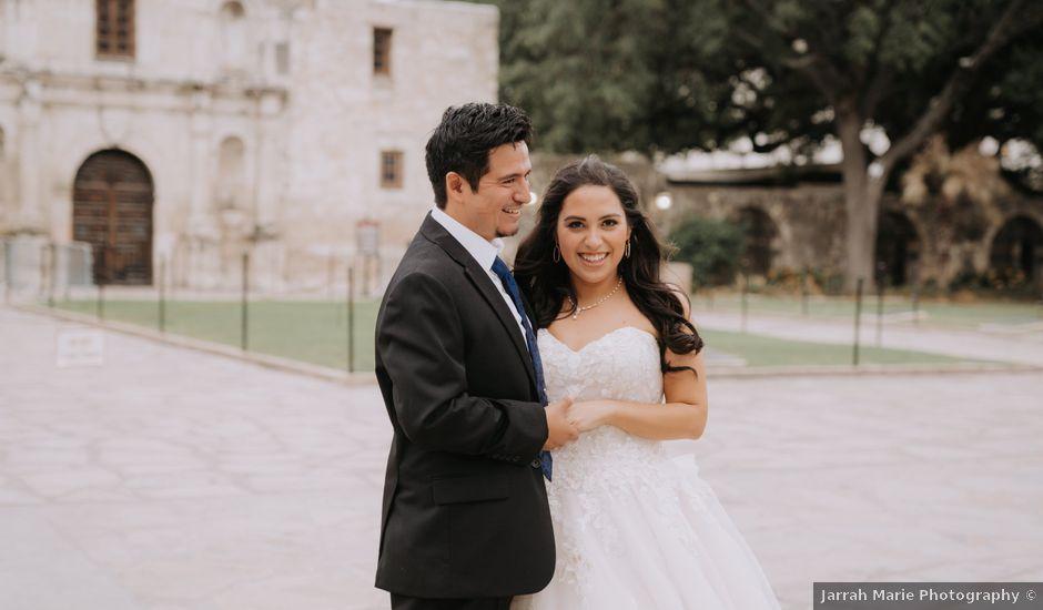 Natalie and Fabian's Wedding in San Antonio, Texas