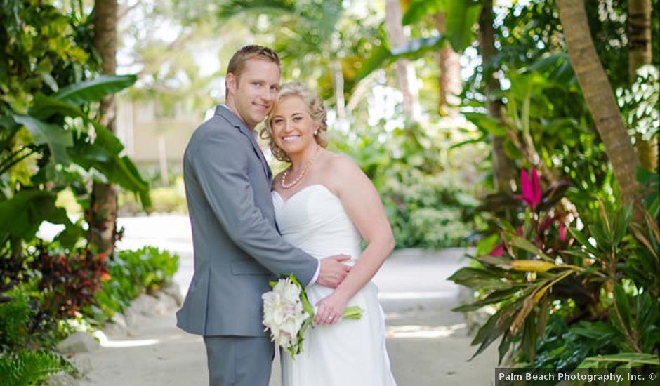 Nicole and Chris's Wedding in Islamorada, Florida
