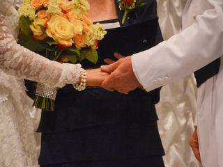 Dan and Ngan's Wedding in San Antonio, Texas 12