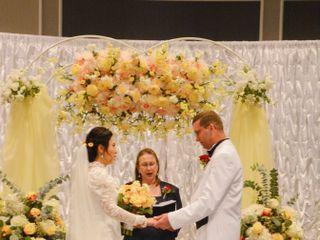 Dan and Ngan's Wedding in San Antonio, Texas 13