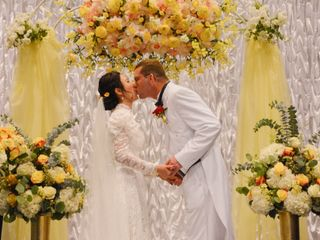Dan and Ngan's Wedding in San Antonio, Texas 15