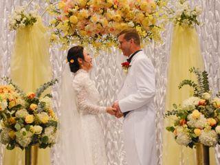 Dan and Ngan's Wedding in San Antonio, Texas 16