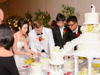 Dan and Ngan's Wedding in San Antonio, Texas 38