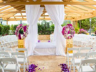 The wedding of Nkosane Curtis and Sheena Djokotoe-Curtis 3