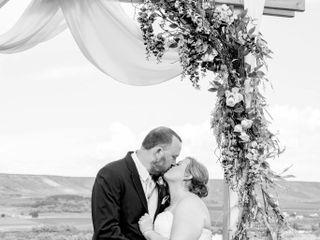 The wedding of Melanie and Craig 1