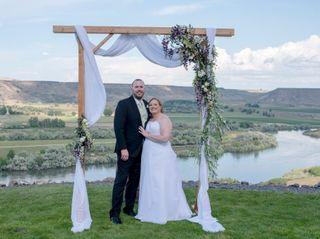 The wedding of Melanie and Craig 2