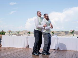 The wedding of Melanie and Craig 3