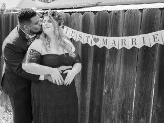 The wedding of Donovan and Melissa 3