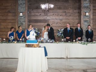 The wedding of Andrew and Christine 3