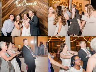 The wedding of Andrew and Ansley 1