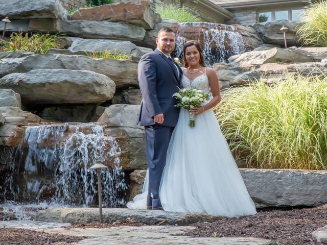 The wedding of Elizabeth and Briar