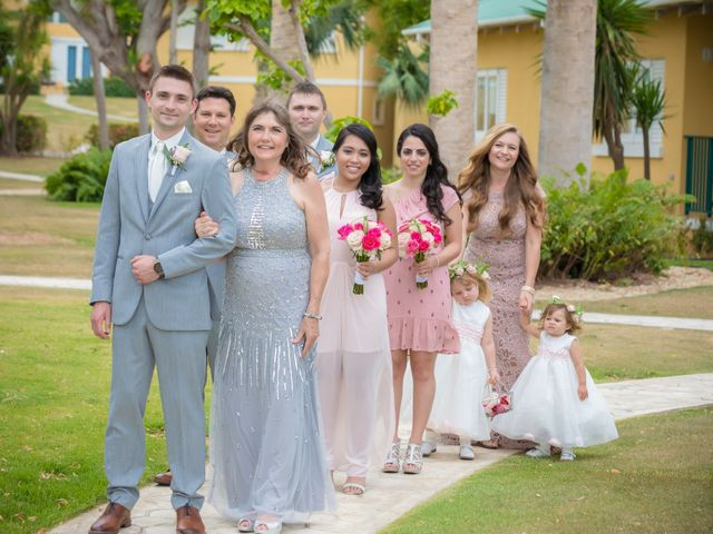 Alex and Lisa's Wedding in Isabela, Puerto Rico 13