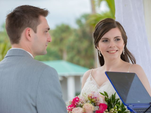 Alex and Lisa's Wedding in Isabela, Puerto Rico 21