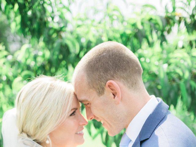Christy and John's Wedding in Charlottesville, Virginia 1