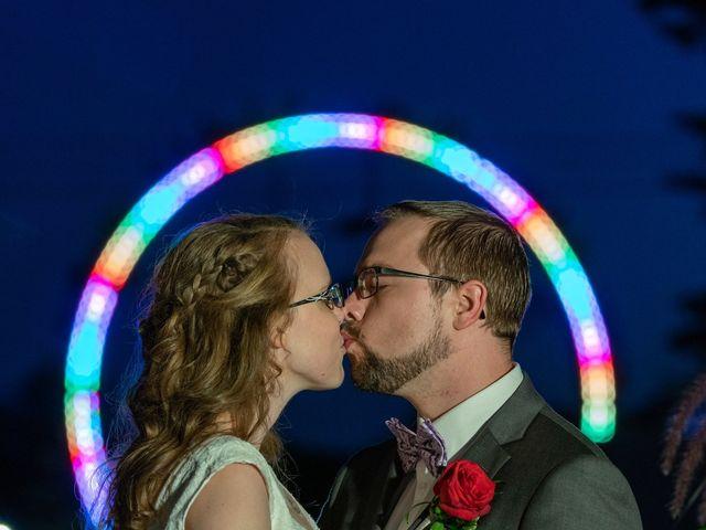 Doug and Rebecca's Wedding in Lake George, New York 1