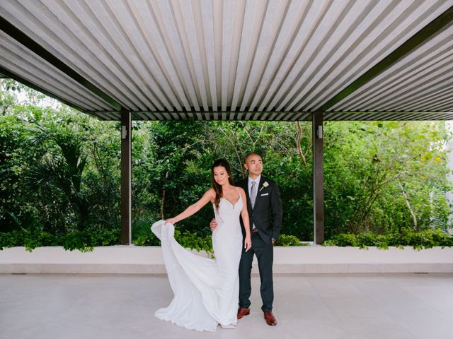 The wedding of Alex and Ngan