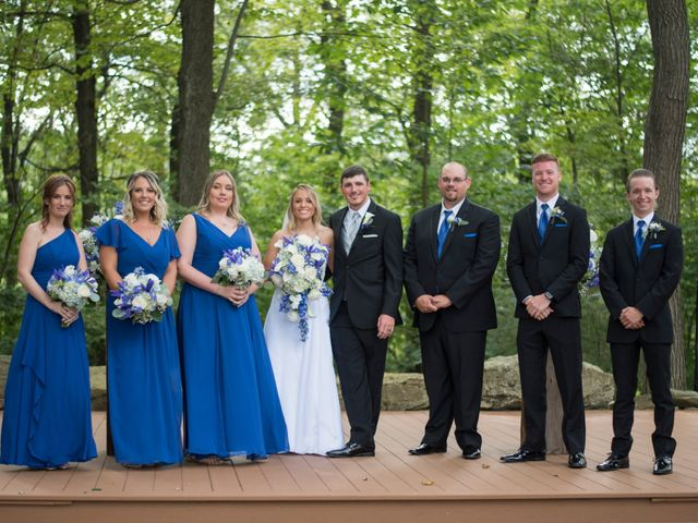 Christine and Andrew's Wedding in Champion, Pennsylvania 9