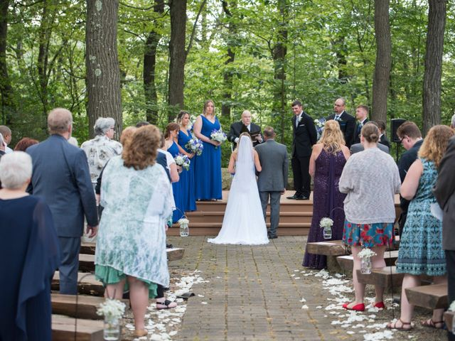Christine and Andrew's Wedding in Champion, Pennsylvania 12