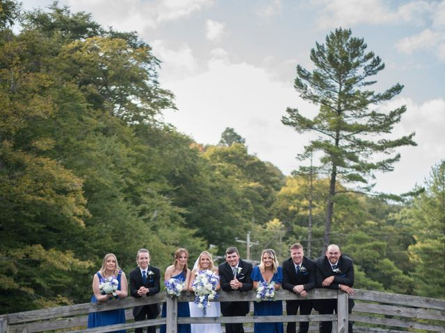Christine and Andrew's Wedding in Champion, Pennsylvania 37