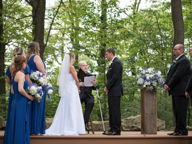 Christine and Andrew's Wedding in Champion, Pennsylvania 39