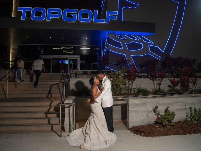 Brandee and Vince's Wedding in Jacksonville Beach, Florida 2