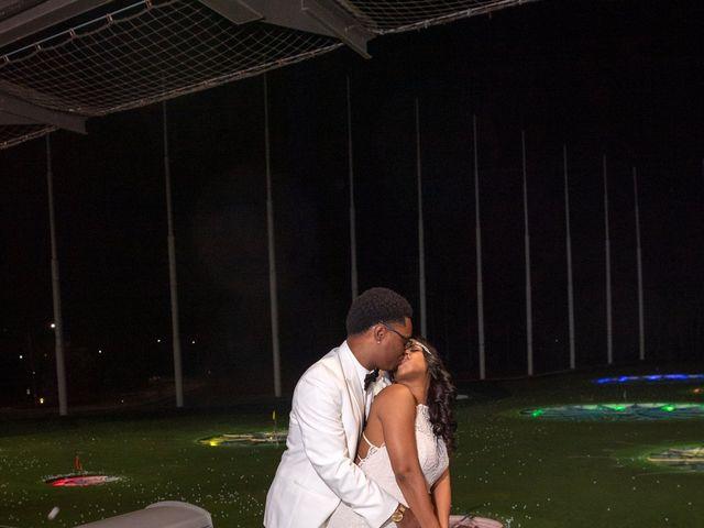 Brandee and Vince's Wedding in Jacksonville Beach, Florida 4