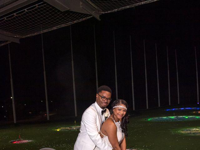 Brandee and Vince's Wedding in Jacksonville Beach, Florida 5