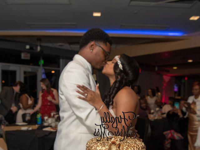 Brandee and Vince's Wedding in Jacksonville Beach, Florida 7
