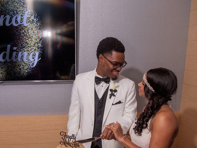 Brandee and Vince's Wedding in Jacksonville Beach, Florida 8