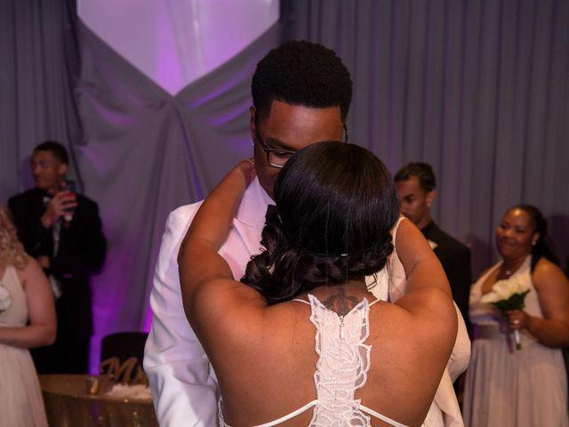 Brandee and Vince's Wedding in Jacksonville Beach, Florida 10