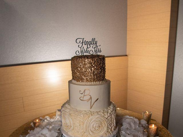 Brandee and Vince's Wedding in Jacksonville Beach, Florida 13
