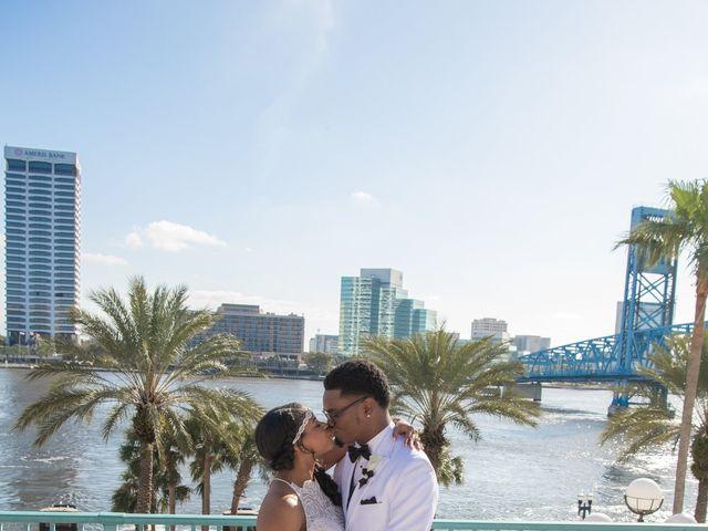 Brandee and Vince's Wedding in Jacksonville Beach, Florida 17
