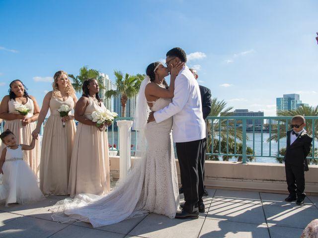 Brandee and Vince's Wedding in Jacksonville Beach, Florida 18
