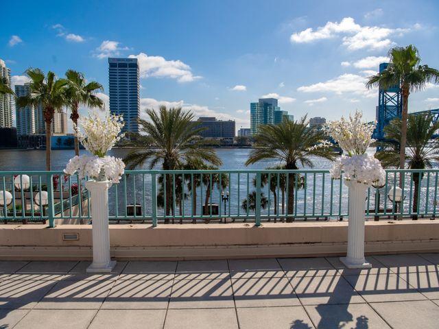 Brandee and Vince's Wedding in Jacksonville Beach, Florida 19