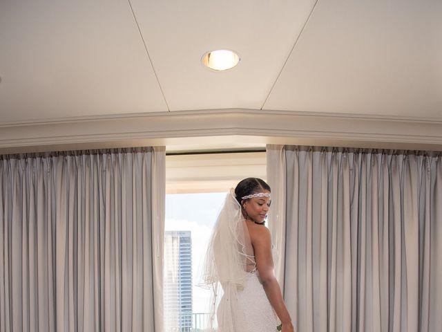 Brandee and Vince's Wedding in Jacksonville Beach, Florida 21